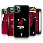OFFICIAL NBA MIAMI HEAT HARD BACK CASE FOR APPLE iPHONE PHONES