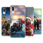 OFFICIAL LONELY DOG CHRISTMAS HARD BACK CASE FOR HUAWEI PHONES 1