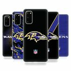 OFFICIAL NFL BALTIMORE RAVENS LOGO SOFT GEL CASE FOR SAMSUNG PHONES 1 $16.88 USD on eBay