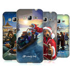 OFFICIAL LONELY DOG CHRISTMAS SOFT GEL CASE FOR SAMSUNG PHONES 3