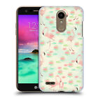 HEAD CASE DESIGNS FAB FLAMINGO HARD BACK CASE FOR LG PHONES 1