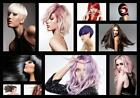 Hairdressers Hair Salon Advertising Business Collage Poster A2, A1, A0 sizes