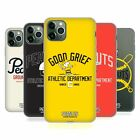OFFICIAL PEANUTS VARSITY SPORTS SOFT GEL CASE FOR APPLE iPHONE PHONES