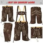 Внешний вид - German Bavarian Lederhosen men Authentic Trachten Oktoberfest Wear costumes