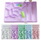 Nail Art Palette Nail Stamping Pad Colorful Mixing Paint Palette  Tools