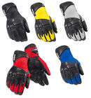 Cortech Mens GX Air 3 Textile/Leather Motorcycle Gloves All Sizes & Colors