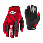 O'Neal Mens & Youth Red Element Dirt Bike Gloves MX ATV 2019