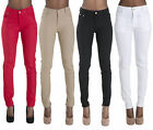 Womens Plus Size High Waist jeans Ladies Stretch Jeggings  Size 10-22
