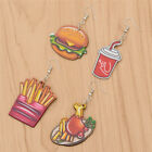 1 Pair Creative Acrylic Cute Food Ear Stud Earrings Hamburger Coke Chips Gifts $2.22  on eBay