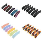 Pack of 12 Multiple Color Non-Slip Hair ClipsHair Styling Cl