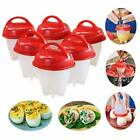 Egg Cooker Egglets Haird Boiled Without Shell Eggs Cooking 6 x Eggies Egglettes