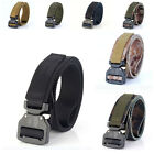 Belt Tactical With New Quick Release Stylish Buckle And Outdoor Nylon Material