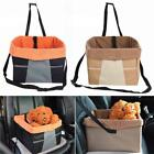 Pet Dog Cat Car Seat Safety Puppy Carrier Basket Travel Gear Booster Bed Bag US