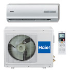18 SEER Haier Ductless Mini Split Air Conditioner Heat Pump 9000 BTU 208-230v photo