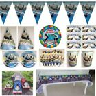 THOMAS THE TANK ENGINE BIRTHDAY PARTY DECORATIONS TABLE COVER BALLOONS BUNTINGS