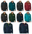 NFL Men's Interval Hoodie 1/4 Zip Pullover Space Dye Raglan Sleeve Hoody NEW on eBay