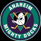 Anaheim Ducks Throwback Circle Logo Vinyl Decal / Sticker 5 Sizes!!! $3.99 USD on eBay