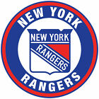 New York Rangers Circle Logo Vinyl Decal / Sticker 5 Sizes!!! $3.99 USD on eBay