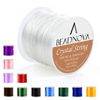 Beadnova Stretchy Elastic Crystal String Cord Thread For Jewelry making Bracelet