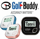 NEW 2016 GolfBuddy Golf Buddy Voice 2 Talking GPS Rangefinder - Choose Color!