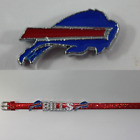 NFL BUFFALO BILLS FOOTBALL BRACELET  USA SELLER  FREE QUICK SHIPPING!!!