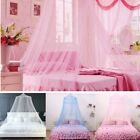Lace Mosquito Netting Mesh Bed Canopy Net Princess Mosquito Net Round Bedding image