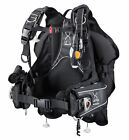 Tusa Unisex-Adult X-Wing Back Inflate BCD DS