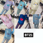 BTS BT21 Official Authentic Goods Winter Pajamas Set by Hunt with Track number