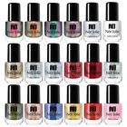 NEE JOLIE 3.5ml Glitter Sequins Nail Polish Chameleon Cat Eye  Vanrish