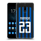INTER MILAN 2018/19 PLAYERS HOME KIT GROUP 2 SOFT GEL CASE FOR NOKIA PHONES 1