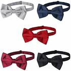 Jacob Alexander Men's Extra Large Pre Tied Bow Tie $18.91 CAD on eBay