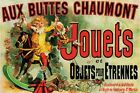Jouets Vintage Advertising Poster Maxi Poster 91,5 x 61 cm