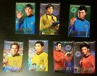 Dave and Busters Star Trek Limited Edition Foil Cards on eBay