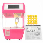 Mini 2 in 1 Electronic Claw Machine Toy Ball Grabber Home Arcade Crane Toy Gift