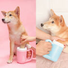Pet Foot Cleaning Brush Cup Soft Silicone Cat Dog Puppy Foot Paw Cleaner Cute U4