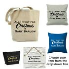 Gary Barlow Cushion Cover, Make Up Case, Tote Bag, Christmas Gift