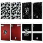 OFFICIAL NFL 2018/19 OAKLAND RAIDERS LEATHER BOOK WALLET CASE FOR APPLE iPAD $14.71 USD on eBay