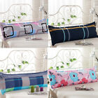 Home Bedding Pillowcase Sofa Long Body Pillow Case Cover Protector Good Sleep image