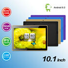 10.1'' Android 6.0 Quad Core Core HD 16GB Tablet PC WiFi Bluetooth Multi-touch