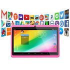 Quad Core 7 Inch Kids Tablet PC Android 4.4 Dual Camera WIFI 16GB Bundle Gift