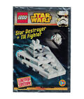 Lego Star Wars Polybag Selection Limited Edition Mini Figures Space Ship
