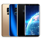 Uk Android 7.0 6.1in 3g Smart Phone Octa Core  4gb + 64gb  Face Id Fingerprint