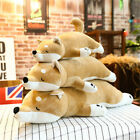 Anime Shiba Inu Dog Soft Plush Pillow Cushion Stuffed Toy Animal Pet Doll Gift
