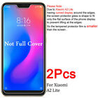 2X Tempered Glass Screen Protector Film Cover For Xiaomi Mi 8 9 6 A1 A2 5A 4X