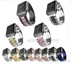 Metal Watch Band Stainless Steel Strap For Apple Watch iWatch Series 54/3/21 44m image
