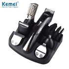 6 In 1 Hair Clipper Shaver Sets Electric Shaver Beard Trimmer Cutting Machine for sale  Shipping to Canada