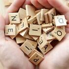 Kyпить 500 Scrabble Wood Tiles Pieces Full Sets 100 Letters Wooden Replacement Pick на еВаy.соm