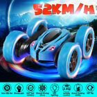 Double-Side 360° Rotate RC Stunt Car Kids 4WD Remote Control 2.4Ghz Off-road Toy