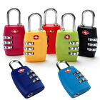 Внешний вид - TSA Security 3 Digit Combination Travel Suitcase Luggage Bag Code Lock Padlock