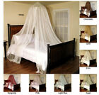 Oasis Indoor / Outdoor Round Ceiling Mount Large Bedroom Mosquito Net Bed Canopy image